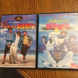 Other - DVD Weekend at Bernies I and II